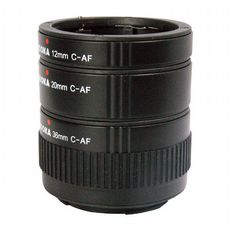 Canon EOS Auto Extension Plastic Tube Set